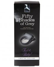 Fifty Shades of Grey Feel It Baby Vibrating Cock Ring