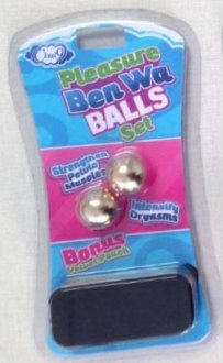 CLOUD 9 BENWA BALLS GOLD