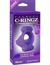 FANTASY C-RINGZ SQUEEZE PLAY COUPLES RING