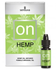 ON FOR HER HEMP OIL 12 PC REFILL KIT