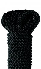 FETISH FANTASY SERIES DELUXE SILK ROPE BLACK