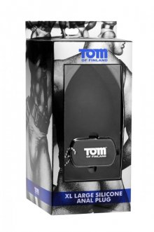 TOM OF FINLAND ANAL PLUG EXTRA LARGE SILICONE