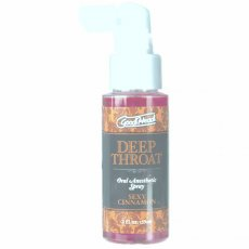 GOODHEAD DEEP THROAT SPRAY CINNAMON