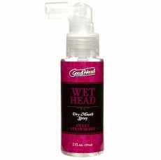 GOODHEAD WET HEAD DRY MOUTH SPRAY STRAWBERRY (BU)