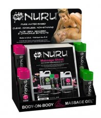WET NURU MASSAGE KIT