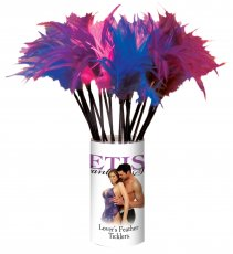 FETISH FANTASY LOVERS FEATHER TICKLERS (DISP/24)