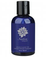 Sliquid Satin Natural Intimate Moisturier - 4.2 oz