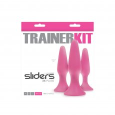SLIDERS 3 PC TRAINER KIT PINK