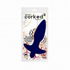 CORKED 2 VIBRATING SMALL BLUE