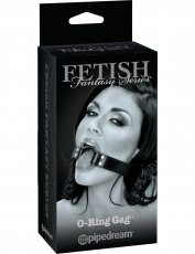 FETISH FANTASY LIMITED EDITION O RING GAG