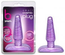 B YOURS COSMIC PLUG SMALL PURPLE