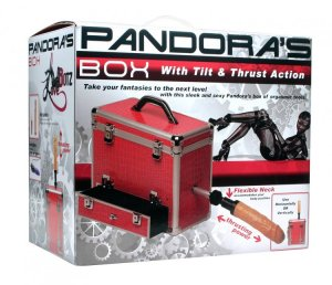 (WD) LOVEBOTZ PANDORAS BOX SEX MACHINE