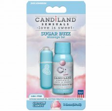CANDILAND SUGAR BUZZ MASSA SET COTTON CANDY