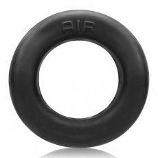 AIR AIRFLOW COCKRING OXBALLS SILICONE/TPR BLEND BLACK ICE (NET)