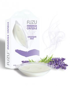 Fuzu Massage Candle - 4 oz Lavender Mist