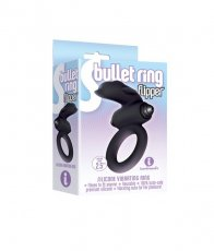 9S S-BULLET RING FLIPPER SILICONE ""
