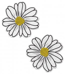 WILDFLOWER WHITE/YELLOW