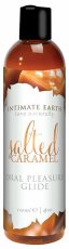 INTIMATE EARTH SALTED CARAMEL GLIDE 4OZ
