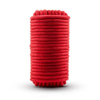 TEMPTASIA BONDAGE ROPE 32FT RED