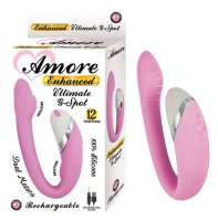 AMORE ENHANCED ULTIMATE G SPOT PINK