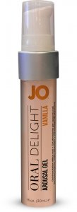 JO ORAL DELIGHT VANILLA THRILL 1 OZ