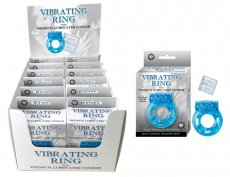 VIBRATING RING POP DISPLAY