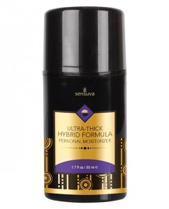 Sensuva Ultra Thick Hybrid Personal Moisturizer - 1.7 oz Unscented