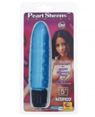 "Pearl Sheens 5"" Bumpy - Blue"