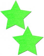PASTEASE GLOW IN THE DARK STARS PASTIES