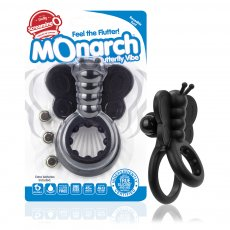 SCREAMING O MONARCH BLACK MASSAGER