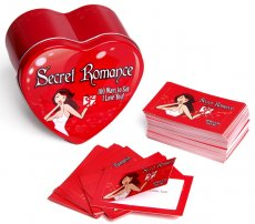 SECRET ROMANCE COUPON GAME
