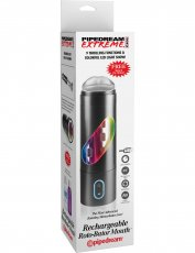 PIPEDREAM EXTREME ROTO BATOR MOUTH RECHARGEABLE