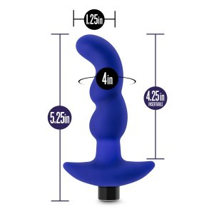 PERFORMANCE PLUS CHARGER INDIGO PROSTATE MASSAGER