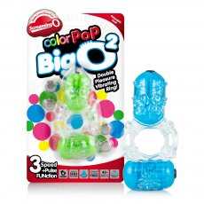COLOR POP BIG O2 ASSORTED NEON COLORS 6PC
