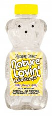 (D) HONEY BEAR LUBE WATER BASE 17.3 OZ