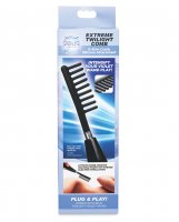 Extreme Twilight Comb Silicone E Stim Attachment