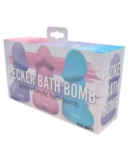 Pecker Bath Bomb - Pack of 3