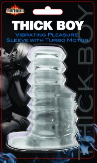 THICK BOY TURBO SLEEVE CLEAR