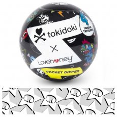 (D) TOKIDOKI TEXTURED PLEASUR STARS (NET)