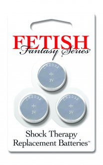 FETISH FANTASY SHOCK THERAPY BATTERY