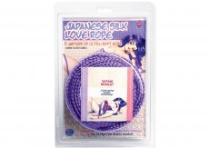 JAPANESE SILK LOVE ROPE 5M (16 FT) PURPLE