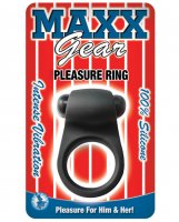 Maxx Gear Pleasure Ring - Black