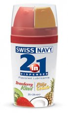SWISS NAVY 2 IN 1 FLAVOR
