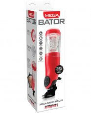 Pipedream Extreme Toyz Mega Bator Rechargeable Strokers - Mouth