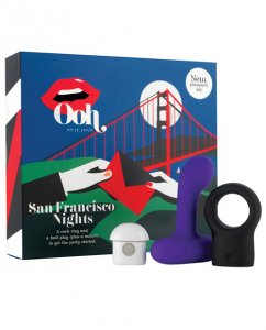 Ooh by Je Joue San Francisco Mini Pleasure Kit