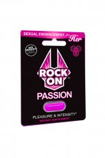 ROCK ON PILL FOR HER 12PK (NET)