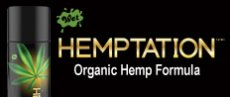 WET HEMPTATION ORGANIC 10ML POUCH 120 pc BOWL