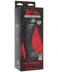 Kink the Perfect P-Spot Cock w/Removable Vac-U-Lock Suction Cup