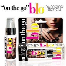 ON THE GO BLO NUMBING SPRAY