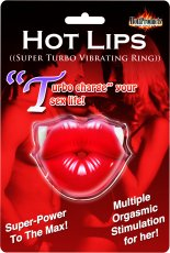 HOT LIPS TURBO DINGER RED